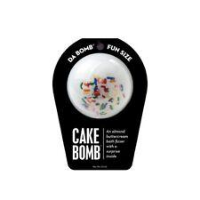 Da Bomb Bath Fizzers Cake Bomb 3.5 oz