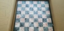 Marble Chess Set, --Never Used