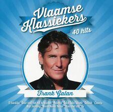 Frank Galan : Vlaamse Klassiekers - 40 hits (2 CD)