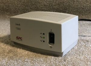 APC Line-R 1200 - LE1200i - Voltage Regulator & Power conditioner - 12 month WTY