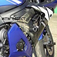 Yamaha YZF R6 YZF-R6 2003 2004 2005 R&G CLASSIC CRASH TOP ENGINE  BOBBINS