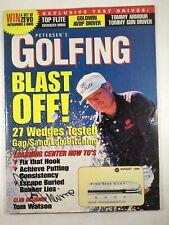 Lee Trevino Signed/Autographed August 1996 Golf Digest Magazine PGA Tour COA