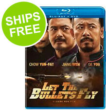 Let the Bullets Fly (Blu-ray / DVD, 2012) New Sealed Chow Yun-Fat