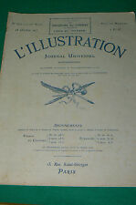 L'ILLUSTRATION journal universel 13 octobre 1917 N° 3893