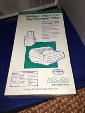 Teledyne Water Pik Ar-20 AirCleaner Replacement Filter for Model Afx-20 -