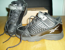 Lovely Black Reebok Trainer Boots EU Size 30 UK 12 Junior  - Worn Once