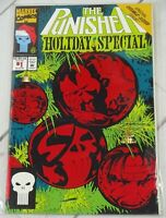 Punisher Holiday Special #1 1993 Marvel Comics