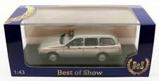 BoS BEST OF SHOW MODELS  -  FORD SIERRA MK.1 ESTATE SILVER 1982 1:43 SCALE