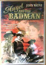 Angel and the Badman DVD 1947 Western Classic with John Wayne BNIB