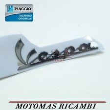 TARGHETTA ANTERIORE PIAGGIO VESPA GT GRANTURISMO GTS GTV 125 150 200 250 300
