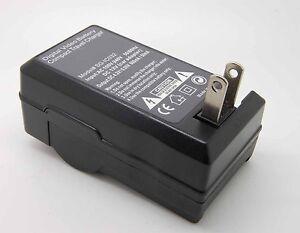 Wall  Home Battery Charger For Canon BP808 VIXIA HF S21 HF10 HF100 HF11 HF20