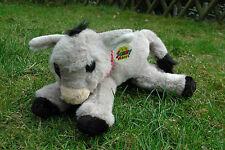 Esel, liegend mit Halstuch 35 cm