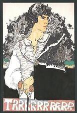 Andrea Pazienza : Autoritratto, 1975 - cartolina