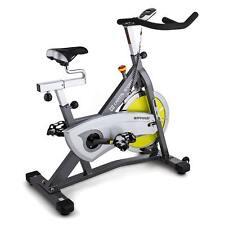 Cyclette Bicicletta Bike Allenamento Cardio Fitness Computer 18 Kg