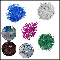 6000pcs Table Scatters Confetti Acrylic Diamonds Crystal Gems Party Decoration
