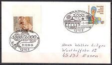 BRD, TSt Berlin - Deutsche Post 01.01.2000