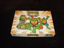 TEENAGE MUTANT NINJA TURTLES-HEROES IN A HALF SHELL CARD GAME
