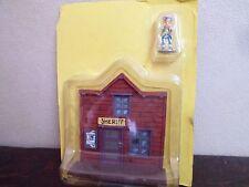 Lucky Luke Plastoy Comics 2007 - Figurine - Plomb - Bureau Shérif -  6602 201