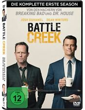 3 DVD-Box ° Battle Creek - Staffel 1 ° NEU & OVP