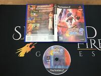 Capcom Vs. Snk 2 - Sony Playstation 2 (TESTED/WORKING) UK PAL