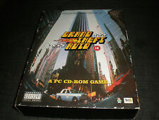 Grand Theft Auto for PC Big Box, 1997 Rare 100% Complete Disc Excellent