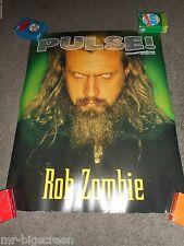 ROB ZOMBIE - ORIGINAL PULSE PROMO POSTER