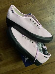 Vans Noah NYC  New York Authentic One Pie Pink Lady/Black Shoes Size 11 SOLD OUT