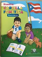 Nuestra Cartilla Fonetica (Spanish) Paperback – Illustrated, 2015