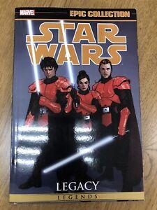 Star Wars Epic Collection Volume 1 Legacy TPB Marvel Comics Dark Horse