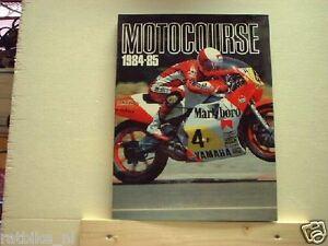MOTOCOURSE 1984/85  LAWSON, GRAND PRIX,MOTO GP
