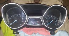 2013 2014 Ford Focus Speedometer Instrument Cluster Dash Panel Gauges OEM NB