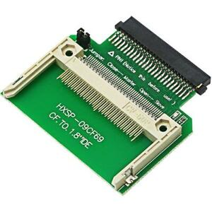 """CF Card to 1.8"""" Adapter Converter for Hard Drive Toshiba iPod IDE"""