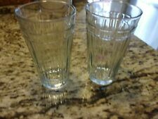 Longaberger 17 Ounce Ice Tea Tumbler/Glass~Set Of 2!