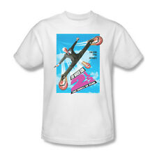 The Naked Gun 2 T shirt retro 90's movie 100% cotton graphic tee PAR427