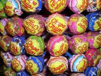 Chupa Chups The Best of Chupa Chups Lollipops x 50