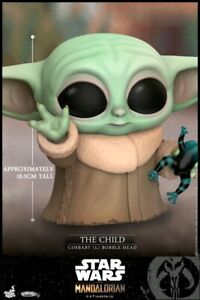 Star Wars: The Mandalorian - The Child Cosbaby (L) Hot Toys Figure