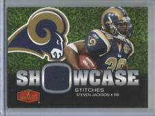 2006 Fleer Flair  #SHS-SJ, Steven Jackson  Game Used Jersey Card