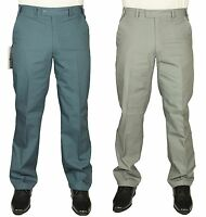 New Carabou Trousers Pants Walking Work Smart Casual Trousers Comfy 32 to 44