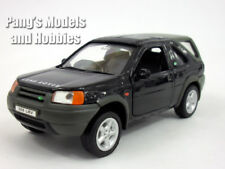 Land Rover Freelander 1/32 Scale Diecast Metal Car Model - BLACK