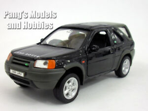 Land Rover Freelander 1/32 Scale Diecast Metal Car Model - BLACK