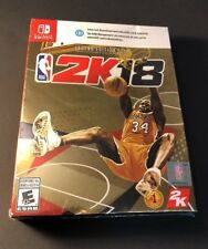 NBA 2K18 [ Legend Edition GOLD ] (Nintendo Switch) NEW