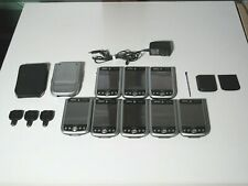 Dell Axim X50V/X51V Pda - Lot Of 8 - Some Working For Parts or Repairs