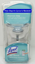 Lysol No-Touch Automatic Hand Soap Dispenser New/Sealed Discontinued Stock