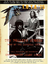 ROLLING STONES: TOUR OF THE AMERICAS '75 Genesis Publications DELUXE Ed. 202/350