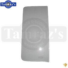 55-57 Chevy - Hardtop / Convertible Front Door VENT Window Glass - CLEAR - LH