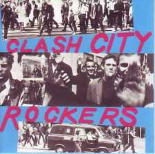 ☆ CD Single The CLASH City Rockers 2-track CARD SLEEVE ☆