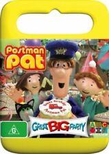 Postman Pat - Great Big Party (DVD, 2007)