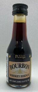 Bourbon Whisky Essenz - 20ml - für 0,75 Ltr. fertige Spirituose - Aroma