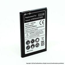 2500mAh Battery for Huawei A199 C8815 G606 G610 G700