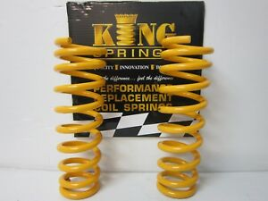 Superlow Lowered Front KING Springs suit Ford Territory SX SY 04-07 AWD Model